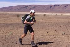 Running Through the Desert